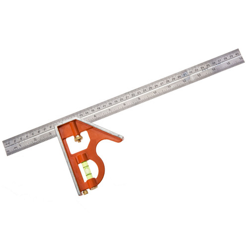 Buy Bahco CS400 Combination Square 16in / 400mm at Toolstop