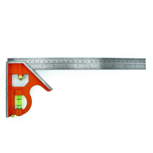 Bahco CS300 Combination Square 12in / 300mm - 1