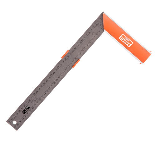 Bahco 9048-400 Aluminium Block & Steel Try Square 400mm - 4
