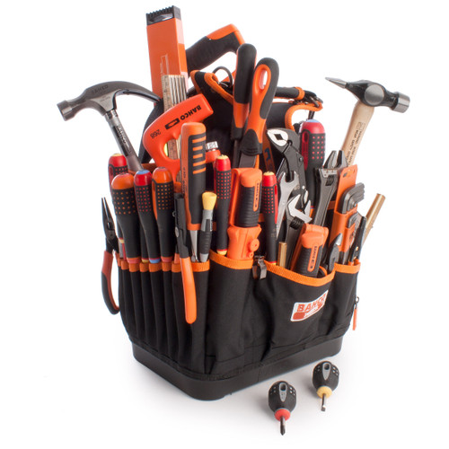 Bahco 4750FB3-12TS2 Electricians Tool Kit 35 Piece - 2