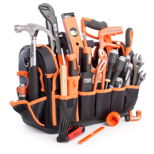 Bahco 3100TBTS2 Plumbers Tool Kit 23 Piece - 2