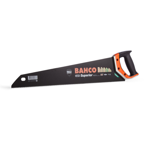 Bahco 2600-22-XT-HP Handsaw 550mm 22in - 3