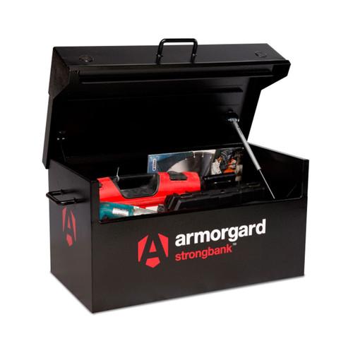 Armorgard SB1 Strongbank Van Box 1035mm x 585mm x 475mm - 2