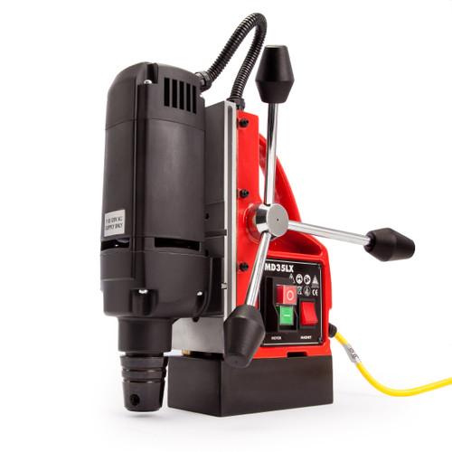 Alfra MD35LX Magnetic Drilling Machine (17601) 240V - 5
