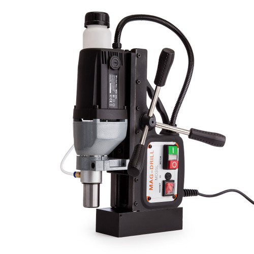 Alfra Rotabest MD35L Metal Core Magnetic Drilling Machine 110V - 4