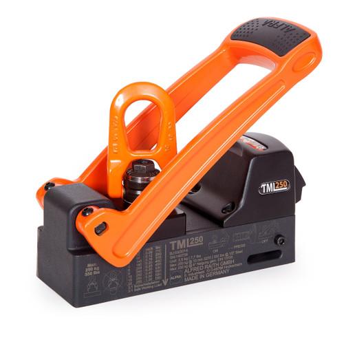 Alfra TML250 Permanent Lifting Magnet (41250) - 1