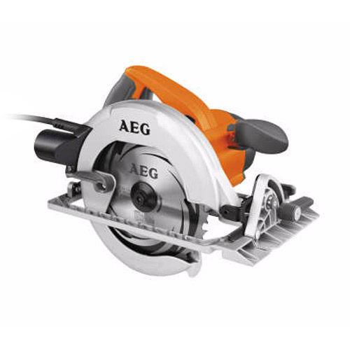 Buy AEG KS66 1600W Circular Saw 185mm 110V at Toolstop