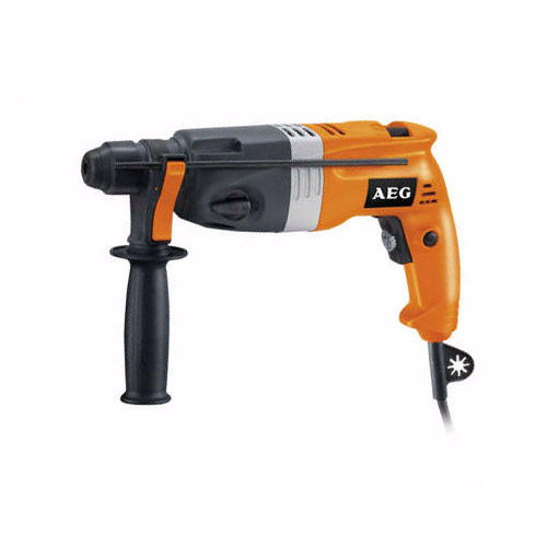 Buy AEG BH22E 650W SDS-Plus Rotary Hammer Drill 240V at Toolstop