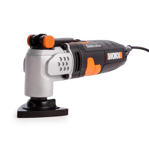 Worx WX685 250W Universal Oscillation Multi-Tool - 4