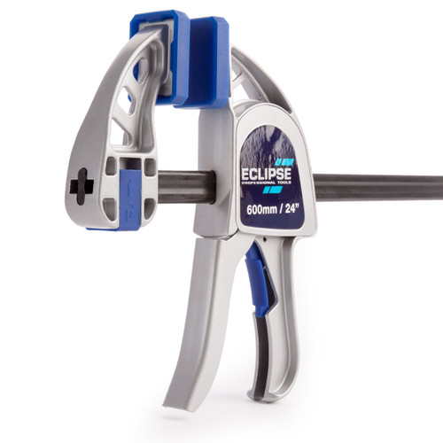 Eclipse EOHBC24-HD Heavy Duty One Handed Bar Clamp and Spreader 24in / 600mm - 2