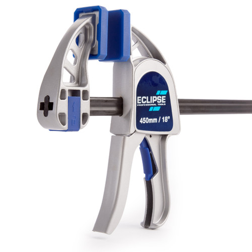 Eclipse EOHBC18-HD Heavy Duty One Handed Bar Clamp and Spreader 18in / 450mm - 2