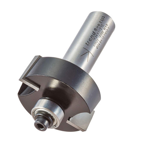Trend TR34X1/2TC Bearing Guided Rebater 12.7mm - 3