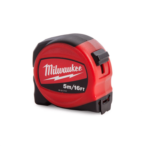 Milwaukee 48227717 Tape Measure 5m / 16ft - 1