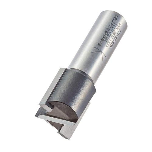 Trend TR20DX1/2TC Two Flute Cutter 20mm Diameter x 20mm Cut - 2