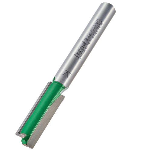 Trend C012AX1/4TC Two Flute Cutter 8mm Diameter - 2