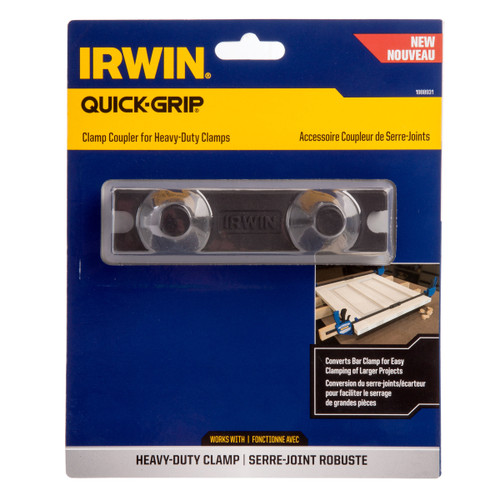 Irwin 1988931 Clamp Coupler for Heavy Duty Clamps - 6