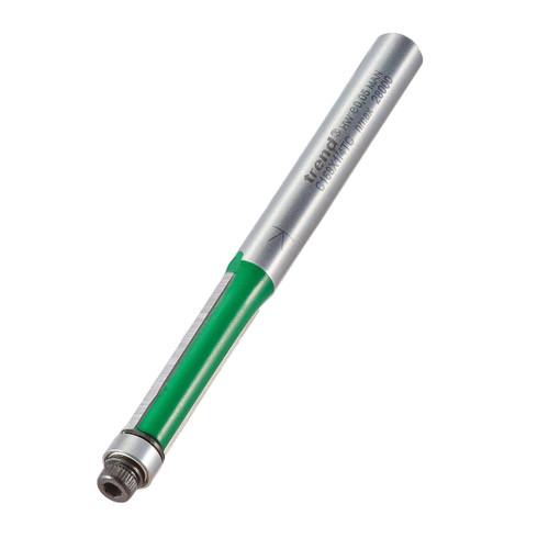 Trend C168X1/4TC Guided Trimmer 6.35mm Diameter 25.4mm Cut - 2