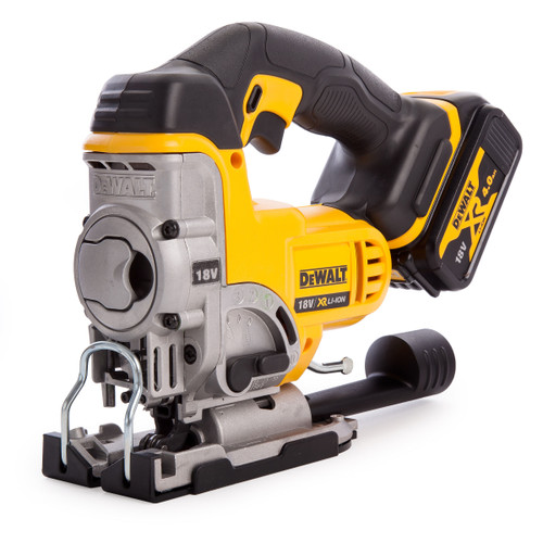 Dewalt DCS331M2 18V XR Jigsaw (2 x 4.0Ah Batteries) - 4