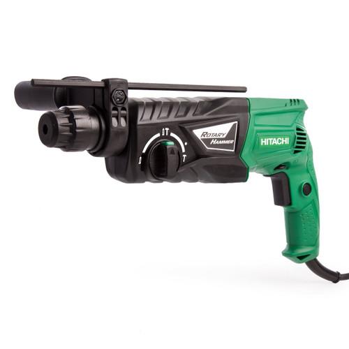 Hitachi DH24PX SDS Hammer Drill 110V - 4