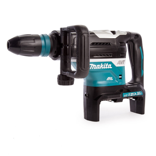 Makita DHR400ZKU 36V Brushless SDS Max Rotary Hammer 40mm (Body Only) Accepts 2 x 18V Batteries - 4