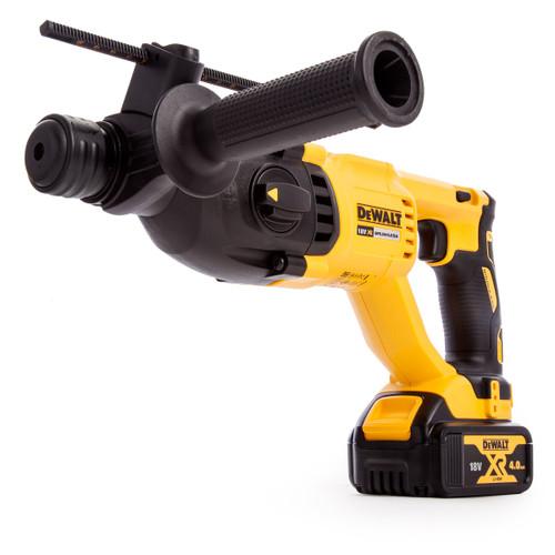 Dewalt DCH033M1 18V Brushless SDS Plus Hammer Drill (1 x 4.0Ah Battery) - 3