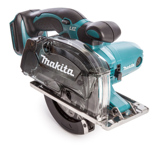 Makita DCS552Z 18V Cordless Metal Cutting Circular Saw 136mm (Body Only) - 4