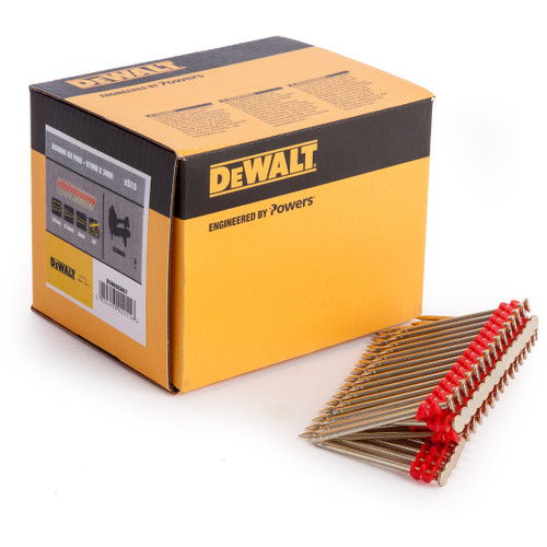 Dewalt DCN890 XH Pins 57mm x 3mm (Pack of 510) - 1