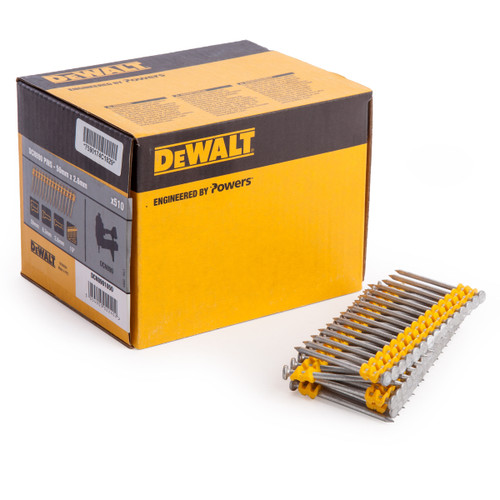 Dewalt DCN890 Standard Pins 50mm x 2.6mm (Pack of 510) - 1