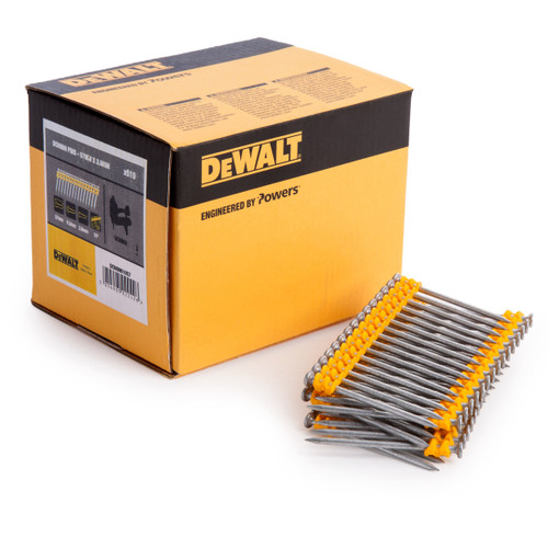 Dewalt DCN890 Standard Pins 57mm x 2.6mm (Pack of 510) - 1