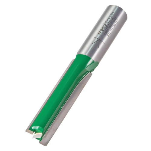 Trend C153DX1/2TC Two Flute Cutter 12.7mm Diameter - 2