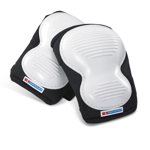 Beeswift BS071 Poly Ridged Knee Pads (1 Pair) - 1