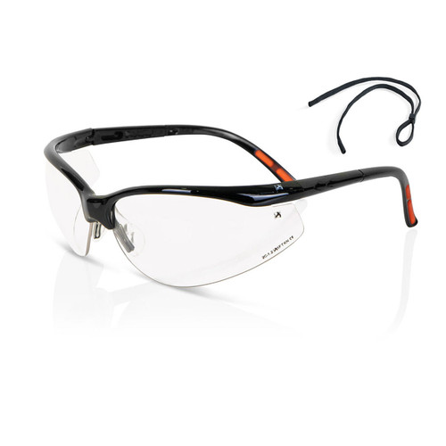 Beeswift BS099 Safety Spectacle Clear  - 1