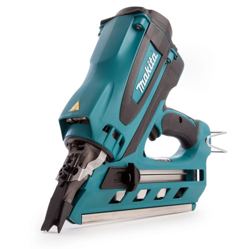 Makita GN900SE 7.2V Cordless First Fix Gas Nailer (2 x 1.5Ah Batteries) - 4