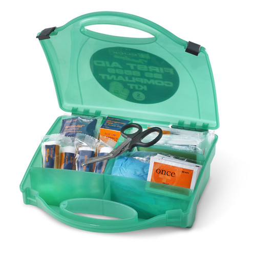 Buy Delta CM1801 First Aid Kit 10 Person at Toolstop