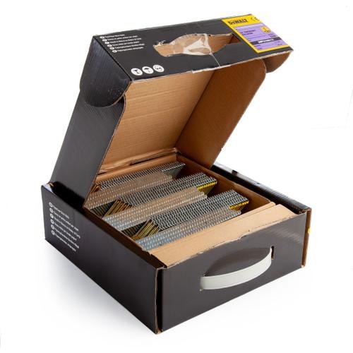 Dewalt DNPT3190G12Z Galvanised Plain Shank Timber Nails 3.1mm x 90mm (Box of 2200) - 3
