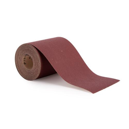 Abracs ABS11510180 10M Sandpaper Roll 180 Grit - 1