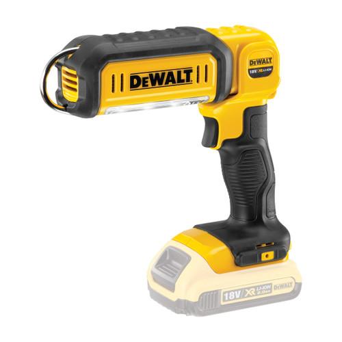 Dewalt DCL050 18V XR li-ion Cordless Handheld LED Worklight (Body Only) - 2