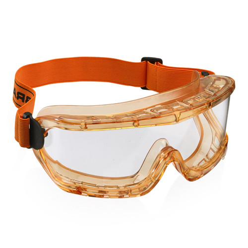 Beeswift BS092AF Premium Safety Goggle Amber - 1