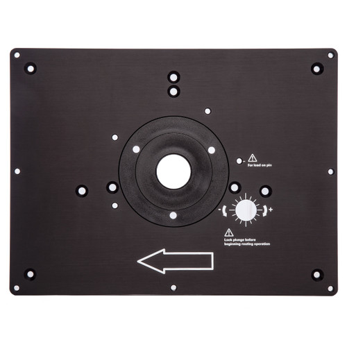 Trend RTI/PLATE/A Alloy Insert Plate for Router Table - 3