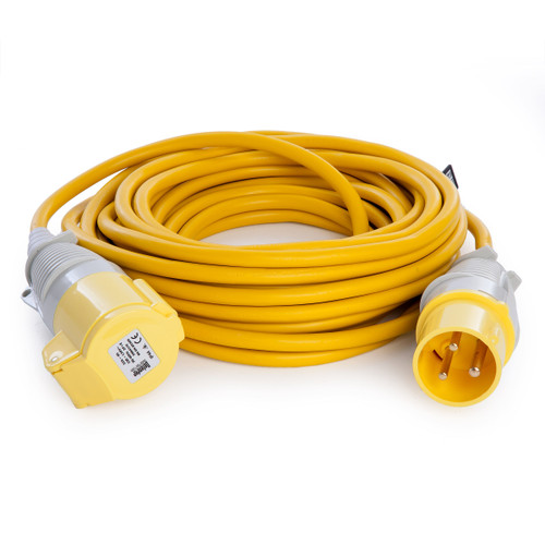 Buy Defender E85240 Extension Lead 14 Metres x 4.0mm 110V 32A IP44 at Toolstop