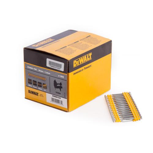 Dewalt DCN890 Standard Pins 35mm x 2.6mm (Pack of 1005) - 1