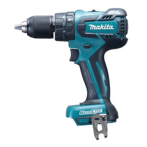 Buy Makita DHP459Z 18V Brushless 2-Speed Combi Drill 13mm (Body Only) at Toolstop