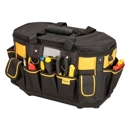 Stanley FMST1-70749 20'' Round Top Rigid Tool Bag - 5
