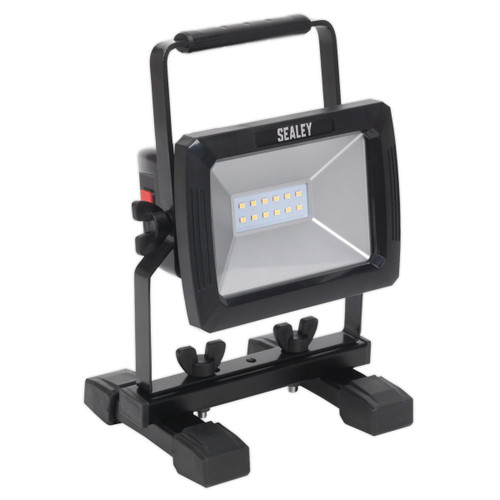 Buy Sealey LED084 Rechargeable Portable Floodlight 10W SMD LED at Toolstop