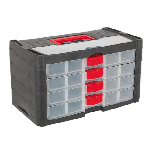Buy Sealey AP794 Stackable Organizer 4 Drawer at Toolstop