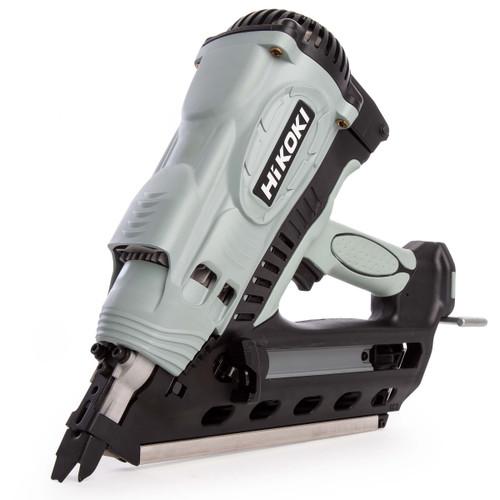 HiKOKI NR90GC2/J8Z Cordless Gas Clipped Head 1st Fix Framing Nailer (2 x 1.5Ah Batteries) - 3
