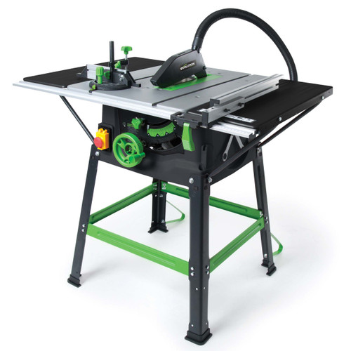 Evolution FURY5-S Table Saw 1500W 255mm / 10 Inch with Stand 240V - 7