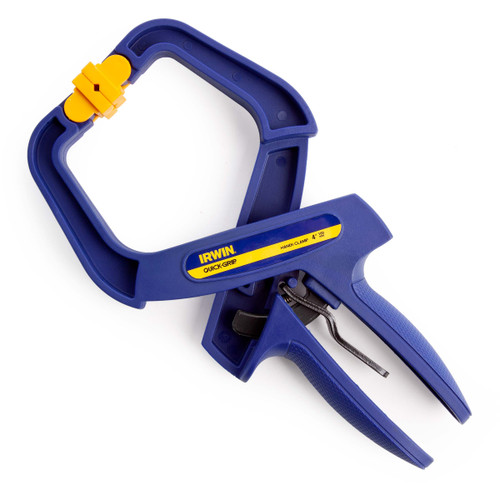 Irwin Quick-Grip T59400ECD Handy Clamps 4in / 100mm (Single) - 2