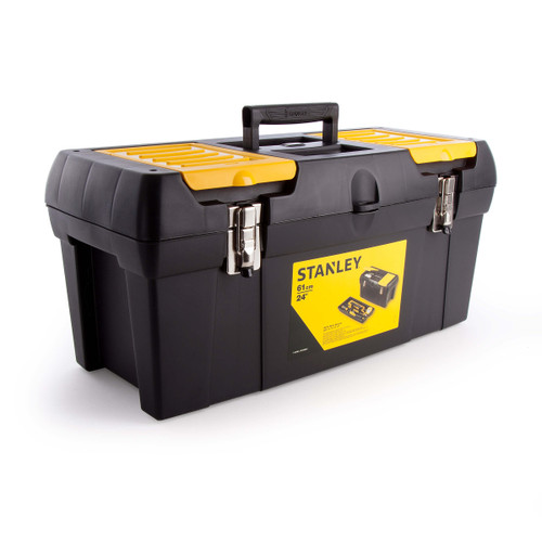 Stanley 1-92-067 Toolbox with Tote Tray 24 Inch / 61cm - 3