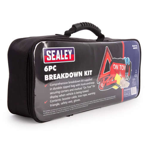 Sealey BDKIT01 Breakdown Kit 6 Piece - 2